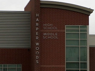 Harper Woods Middle School Building